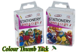 Colour Thumb Tack