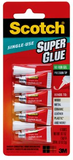 3M Scotch Single Use Super Glue Gel AD-119