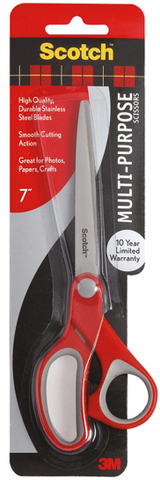 3M Scotch™ Comfort Scissors Red 1427