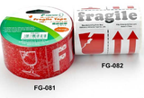Polar Bear Fragile Tape FG-081 & FG-082