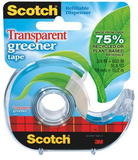 3M Scotch Transparent Greener Tape