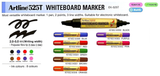 Artline Whiteboard Marker EK-525T