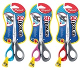 Maped Sensoft 16cm Left Handed Scissor 696510