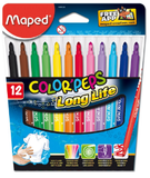 Maped 12pcs Colour Pens 845020
