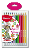 Maped 12pcs Colour Pencils 832022