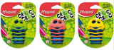 Maped Croc Croc 2 Holes Sharpener 001700