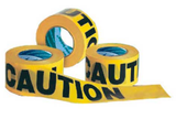 Polar Bear Warning Tape - Caution WA-043Y