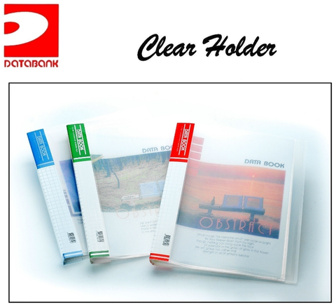 DATABANK Clear Holder NP-20