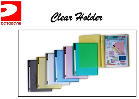 DATABANK Clear Holder MO-10-01