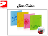 DATABANK Clear Holder