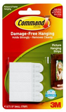 3M Command Small Picture Hanging Strips - 17202 ANZ