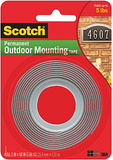 3MScotch Permanent Outdoor Mounting Tape 3M Double Sided Adhesive