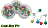 6mm Map Pin