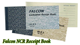 Falcon NCR Receipt Book