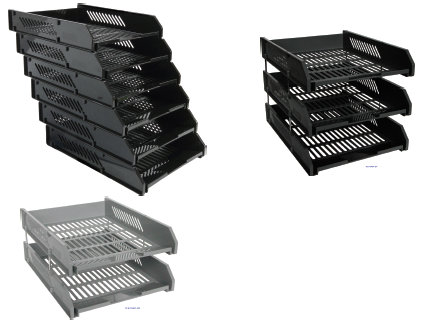 Astar Letter Tray - ABS