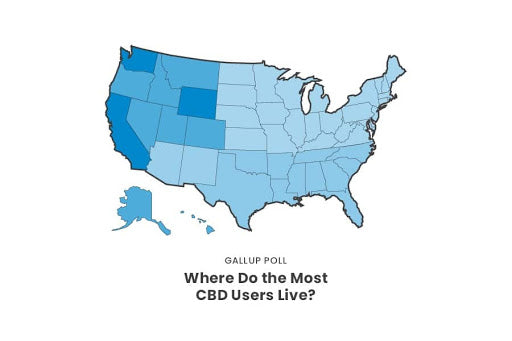 Where Do the Most CBD Users Live