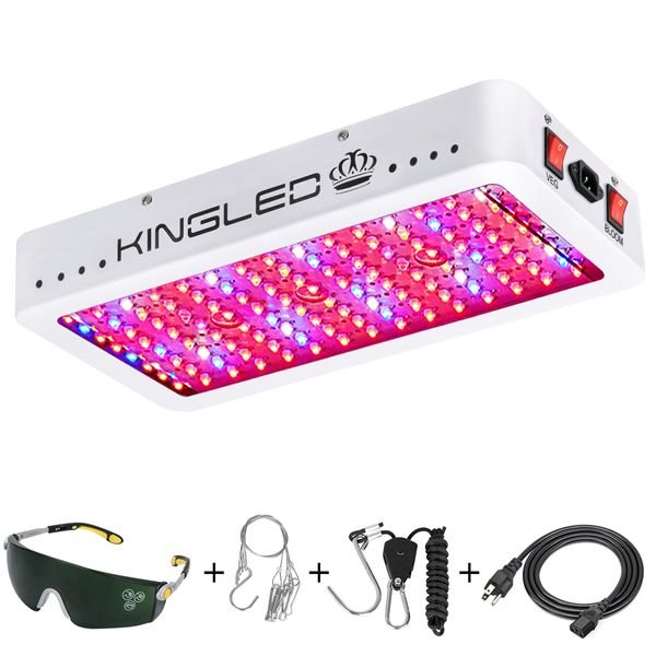 Veg/Bloom switch LED grow light 1500w