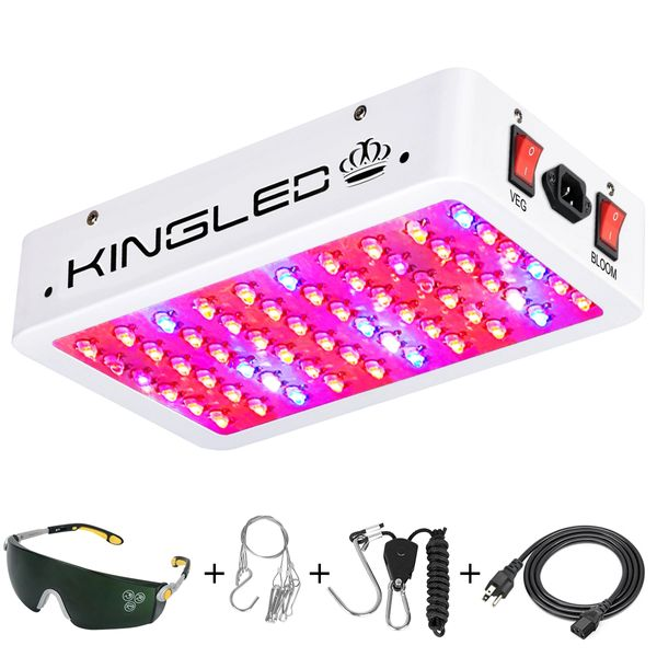 1000w LED Grow Light Double Chips Full Spectrum with UV and IR for Greenhouse Indoor Plant Veg and Flower