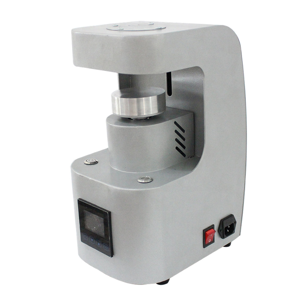 Electric mini oil extractor rosin press Diameter 8cm plates 7500psi high pressure