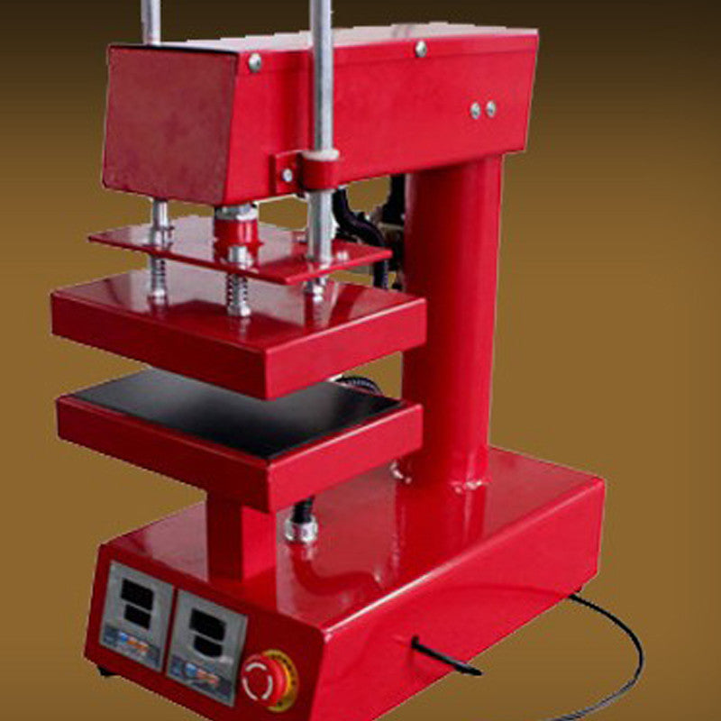 4x6'' big plates pneumatic rosin heat press