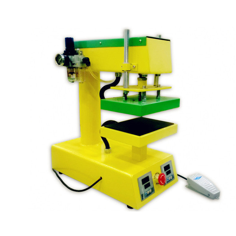 pneumatic rosin heat press with 3000psi big pressure