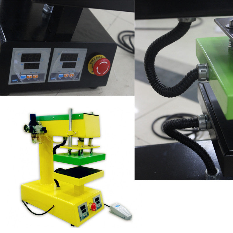 dual heat press pneumatic best price