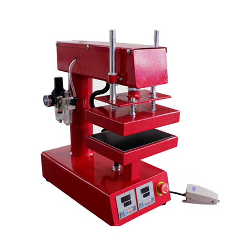 foot press pneumatic rosin press easy operation