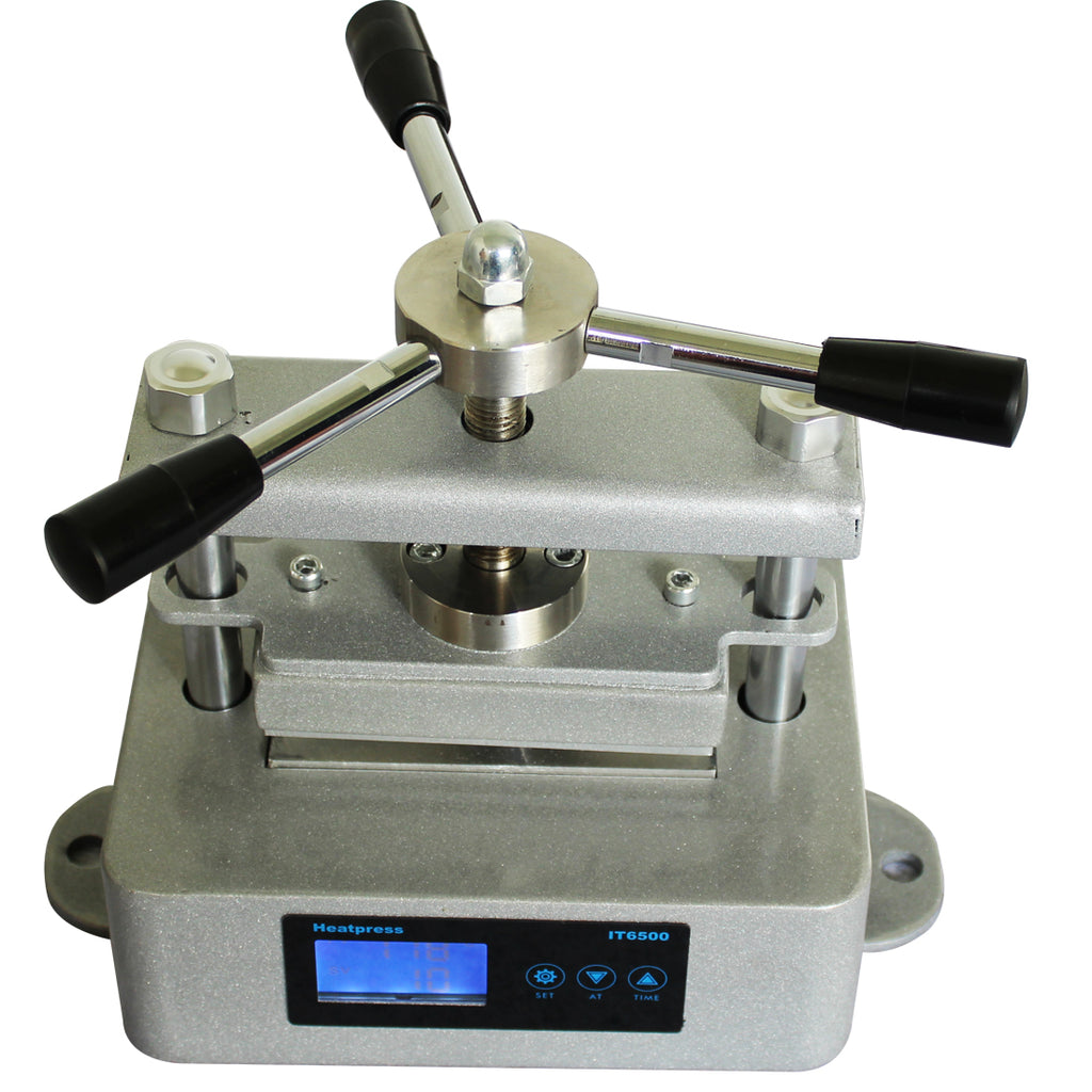 handheld mini rosin press 3x5inches