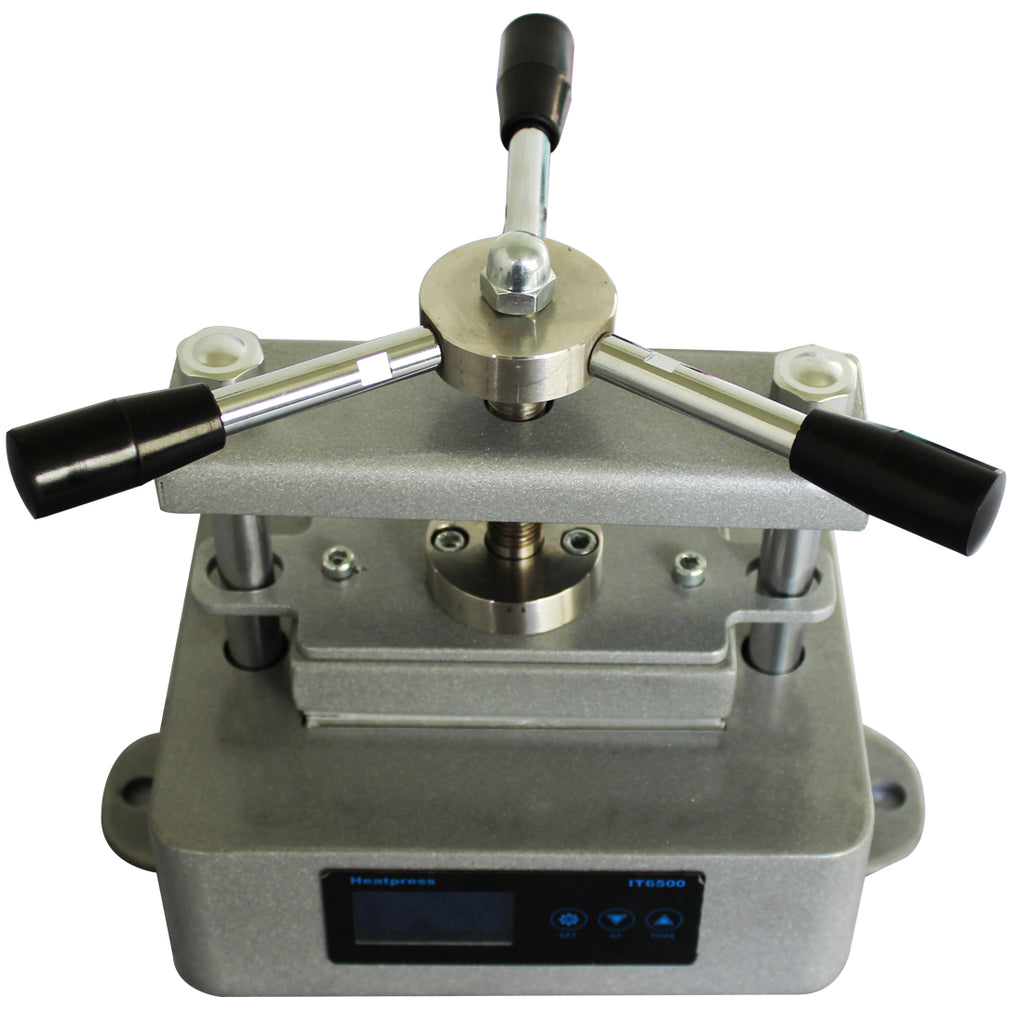 hot sale small size rosin heat press