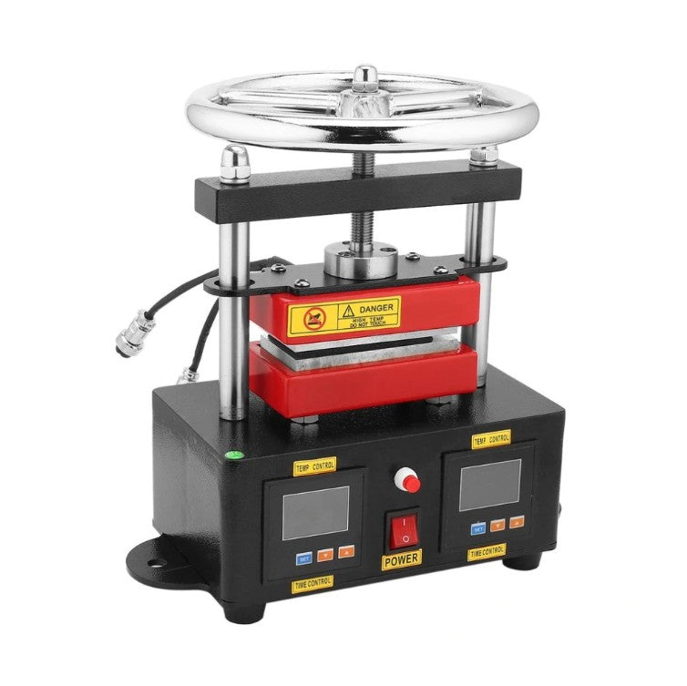 mini rosin press dual heat press