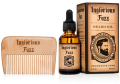 Beard Oil with FREE Comb (Original) Unscented