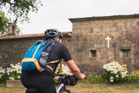 Cycling the Portuguese way - a routebook for cycling the Portuguese Camino by the Coast, from Porto