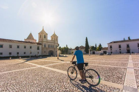 Bike tour in Alentejo, Portugal