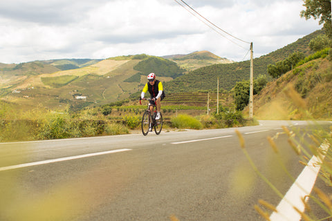 Douro bike tour Portugal