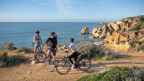 Bike tour in the Algarve - cycling by the Portuguese Coastline