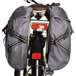 Rear rack and panniers bike rental portugal