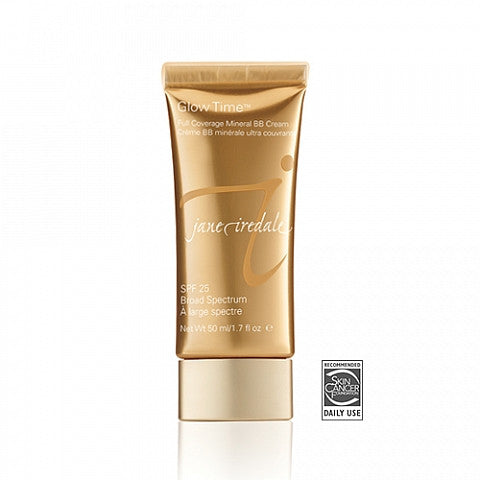 GLOW TIME® FULL COVERAGE MINERAL BB CREAM - Essential Skin Clinic