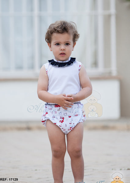 17129 Abuela Tata Jam Pants Set