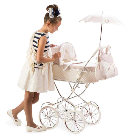 Camel Classic Paris Collapsible Dolls Pram