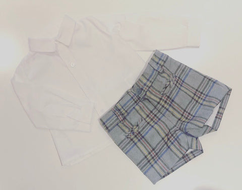 Gioele Shorts & Shirt Set