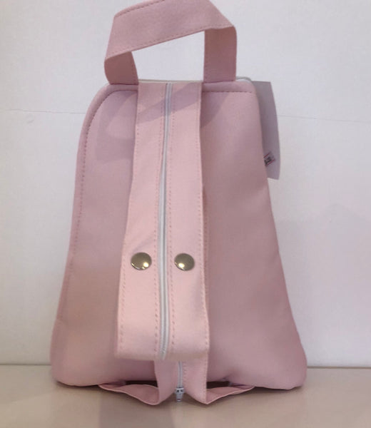 Pink Bow Amor Changing Bag