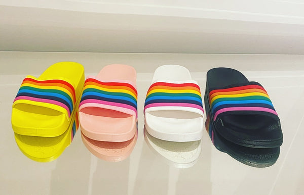 Rainbow Sliders