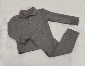 Dark Grey Georgie Tracksuit