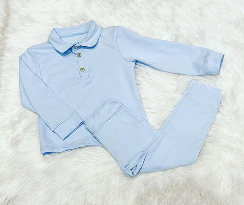 Light Blue Georgie Tracksuit