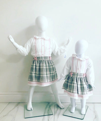Ceci Skirt Set