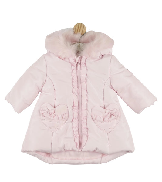 Pink Anabella Coat