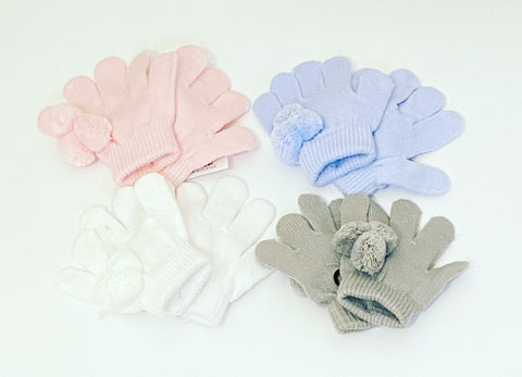 Pom Pom Magic Gloves