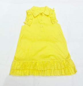 Yellow Talita Dress