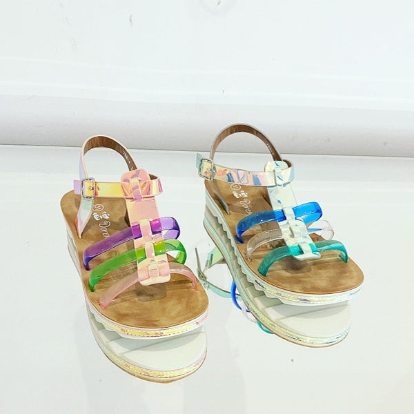Zilla Jelly Sandals