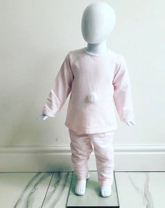 Pink Neo Pants Set
